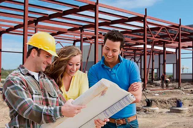 Как найти подряд на строительные работы