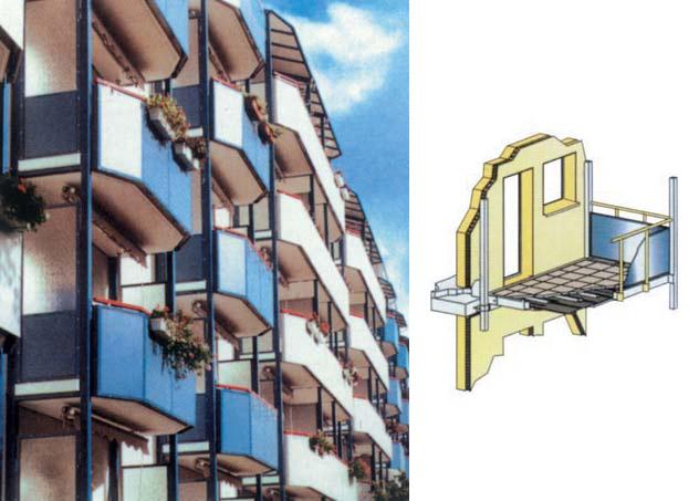 Балконы рис. 2 б.