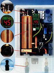 Устройство электрического проточного