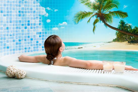 204ad7675 Воплощение самых светлых идей. Как облицевать ванную комнату светлой  мозаикой