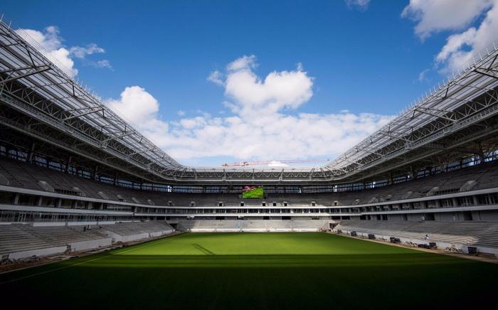 Футбольный стадион Калининград