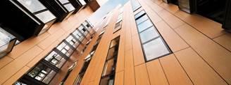 Подразделение ROCKWOOL - ROCKPANEL представляет новый дизайн фасадных панелей