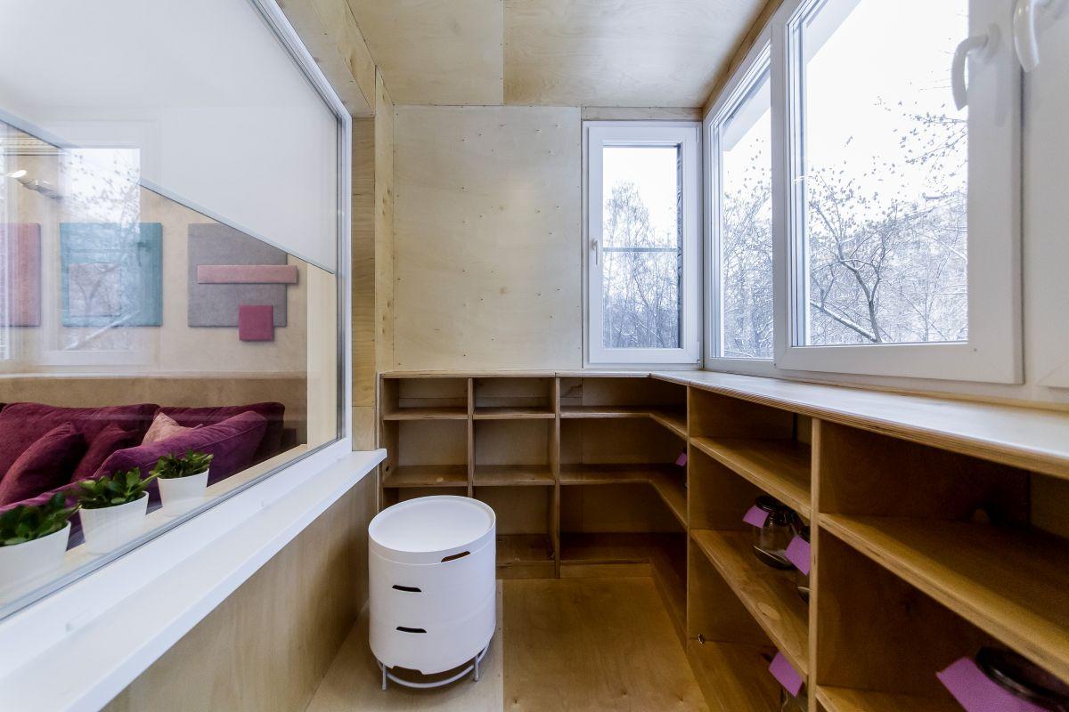 Кве и квартирный вопрос: яркие метаморфозы новой гостиной.