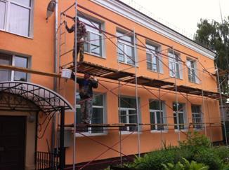 Ремонт Ивановского детского дома №5