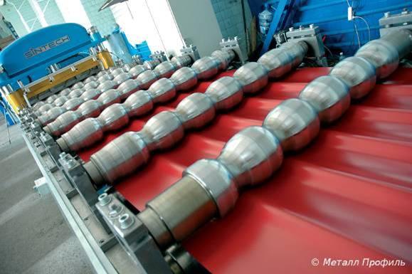 После ввода новосибирского завода металл профиль рассчитывает занять до 15% рынка тсп в сибири и на дальнем востоке