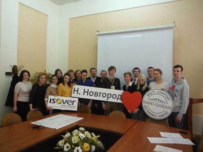 Нижегородские студенты проектируют энергоэффективную школу