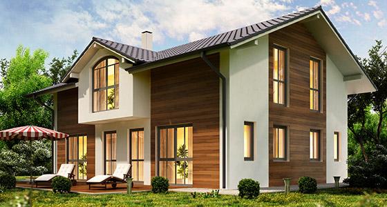 «Деревянное домостроение» / Holzhaus