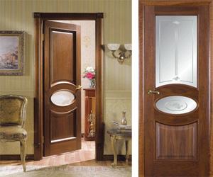 красивые межкомнатные двери как свидетельство оригинального вкуса