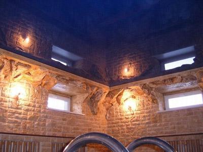 натяжные потолки москва фото