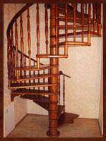 Как сделать лестницу из дерева на второй этаж своими руками
