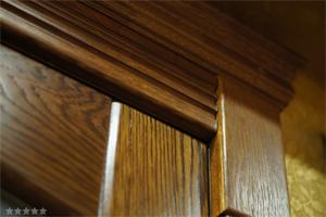 Межкомнатные двери из цельного и клееного массива