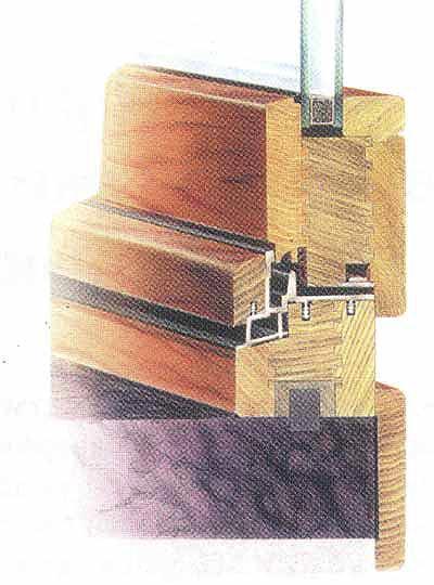 оконный блок