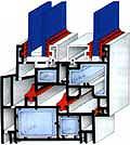 Увеличить? Окна из ПВХ, конструктивные особенности.